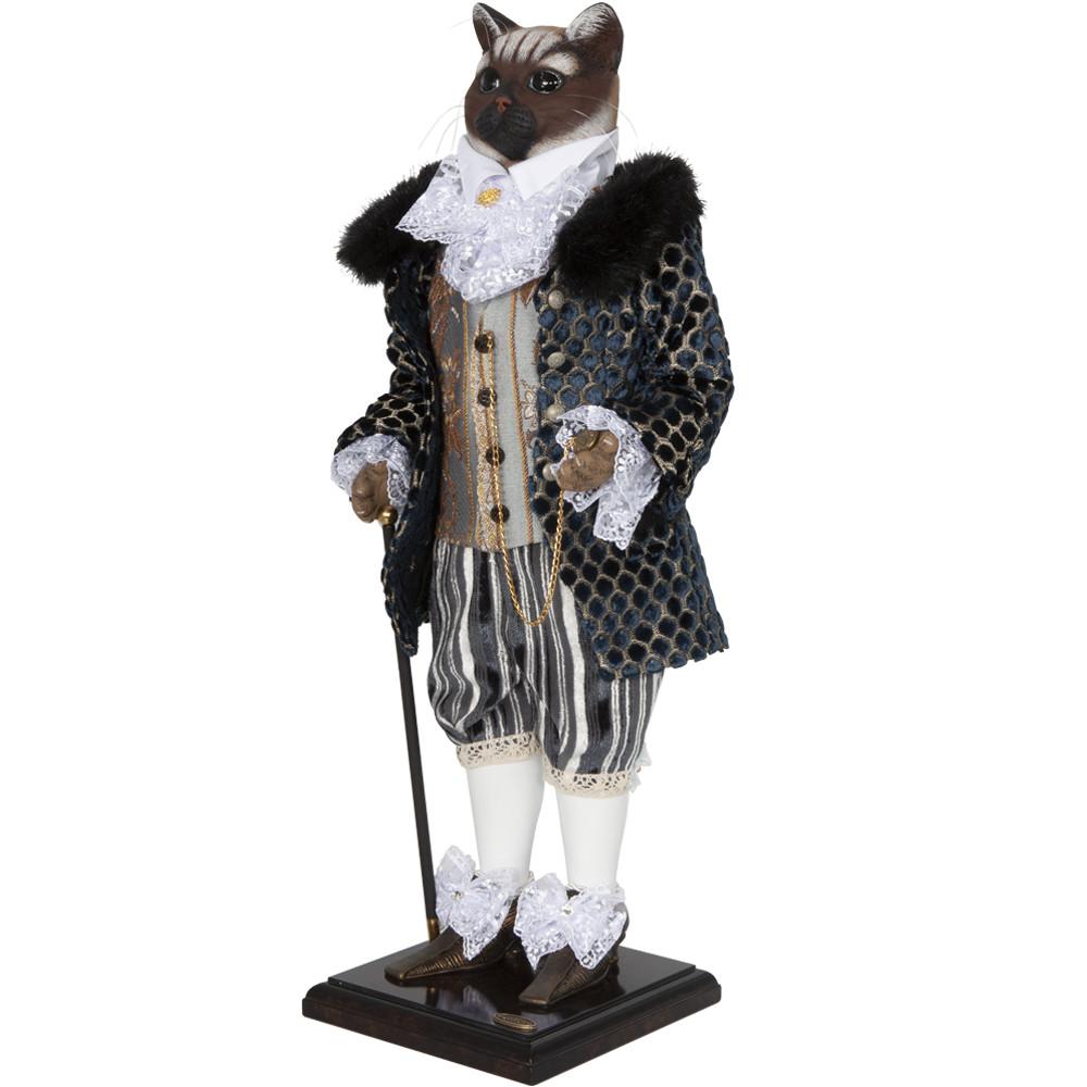 Коллекционная кукла Кот Виконт