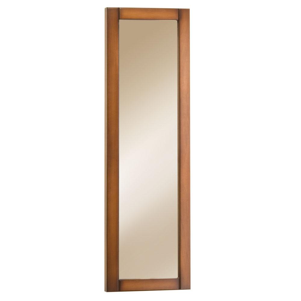 Зеркало настенное Лотос Комби Орех