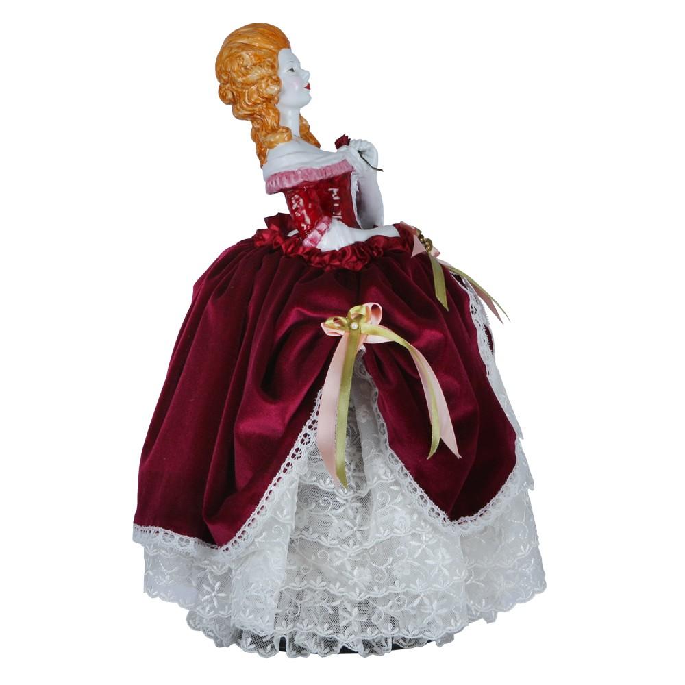 Музыкальная шкатулка для рукоделия Луиза
