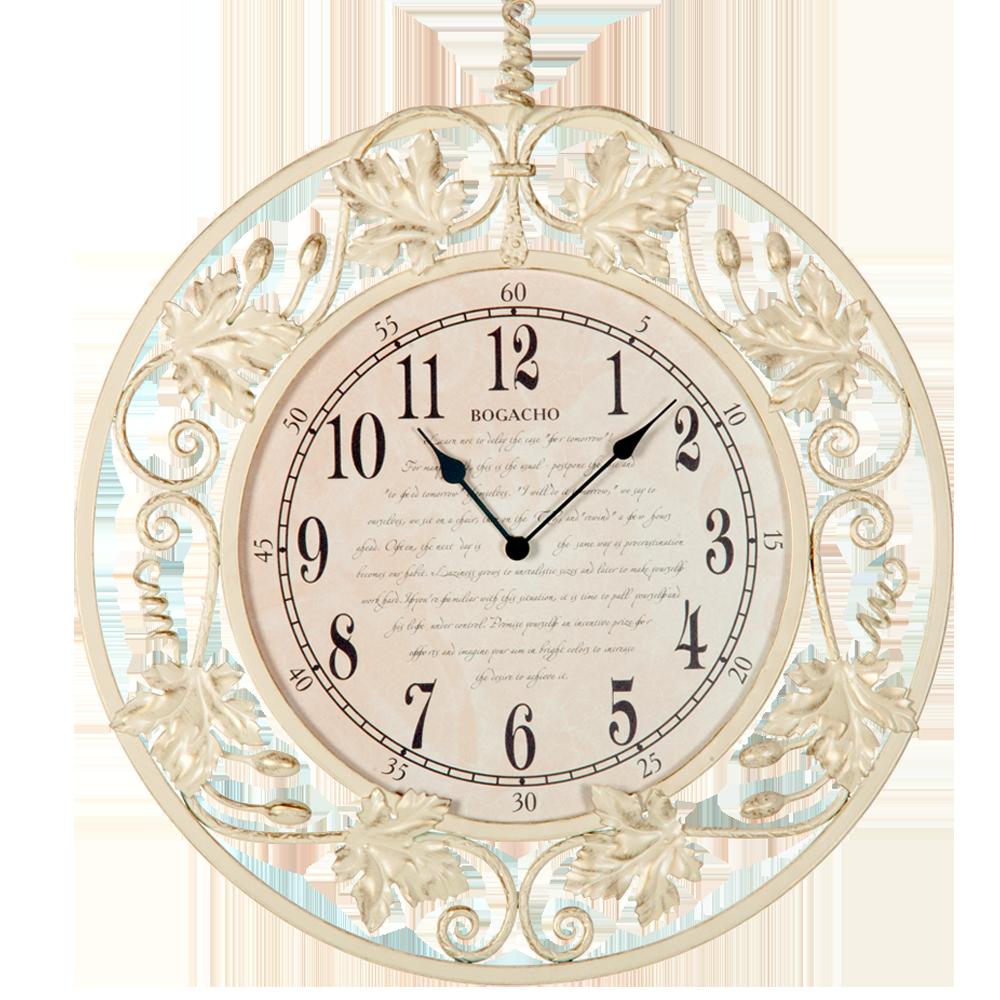 Часы настенные Первое свидание Айвори