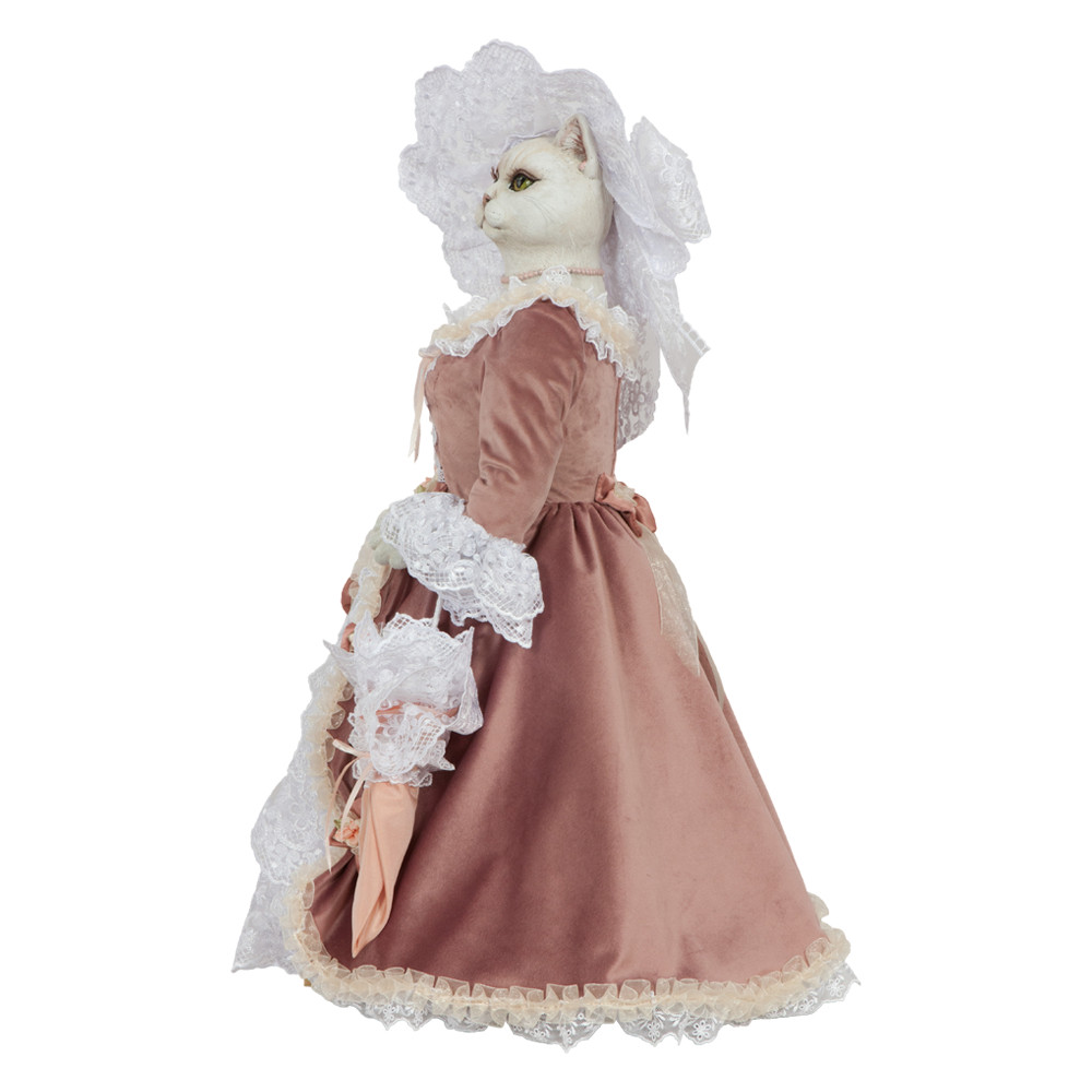 Коллекционная кукла Кошка Софи Шерадам