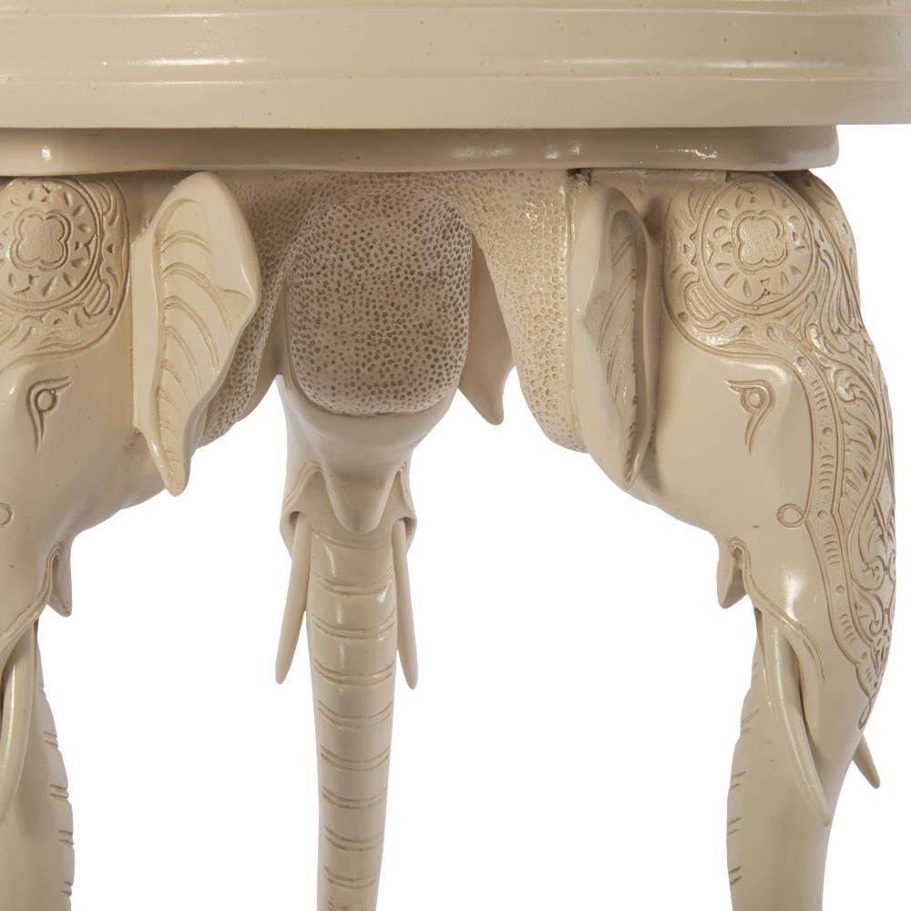 Стол Слон 2 Айвори