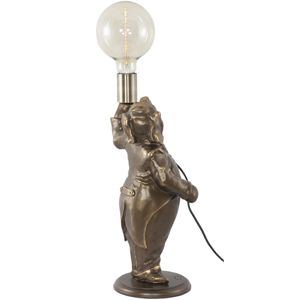 Лампа настольная Бернард Бронза