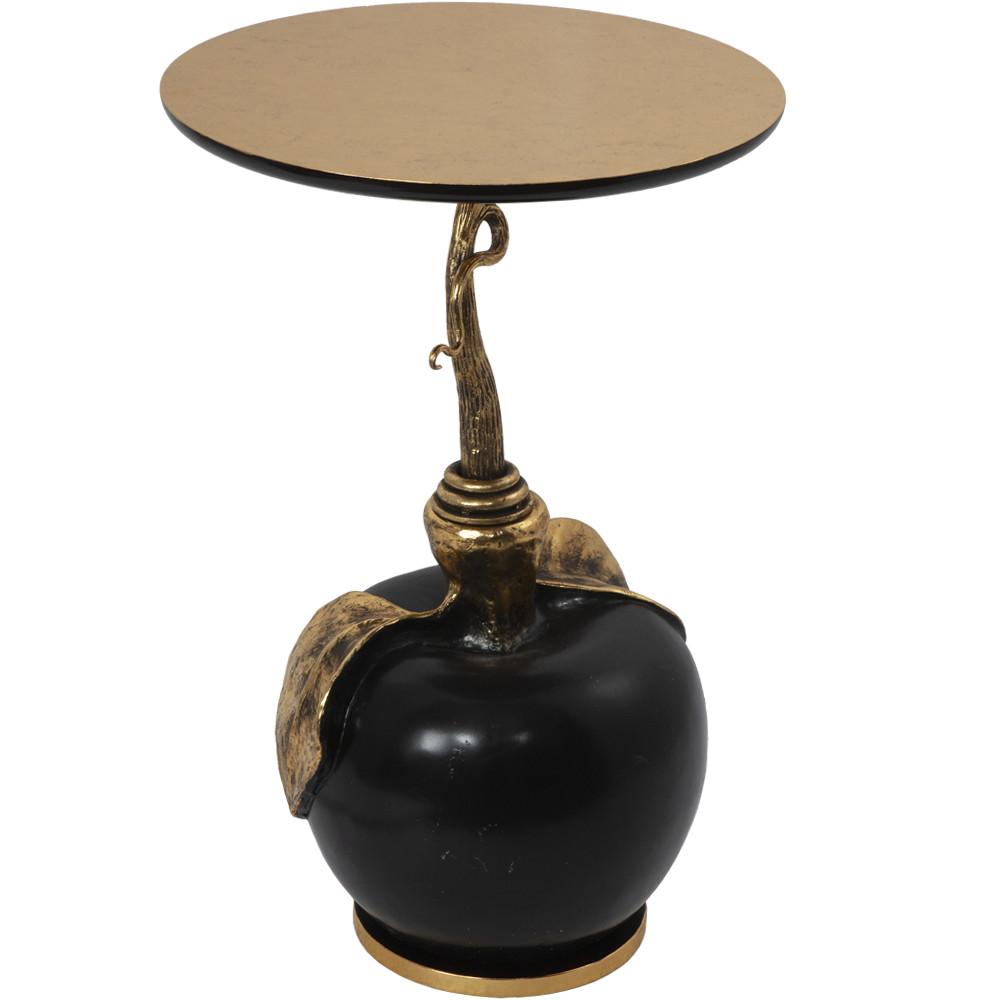 Столик декоративный Яблоко Евы Амбер