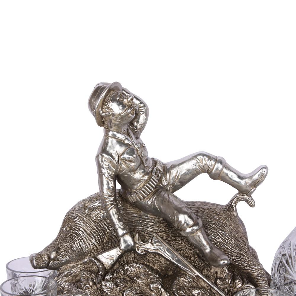 Набор питейный Трофей