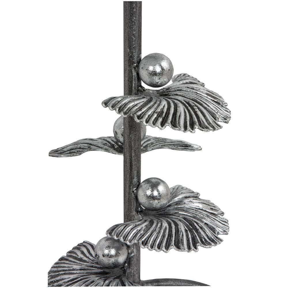 Столик декоративный Терра Роуз Серебро