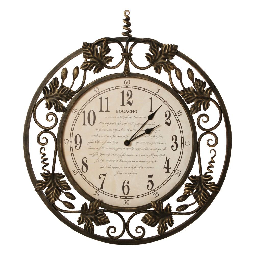 Часы настенные Первое свидание Амбер