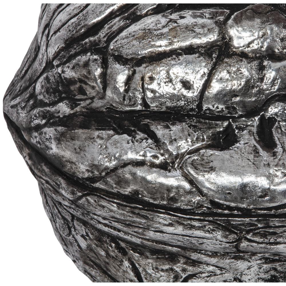 Столик декоративный Царский орех Серебро