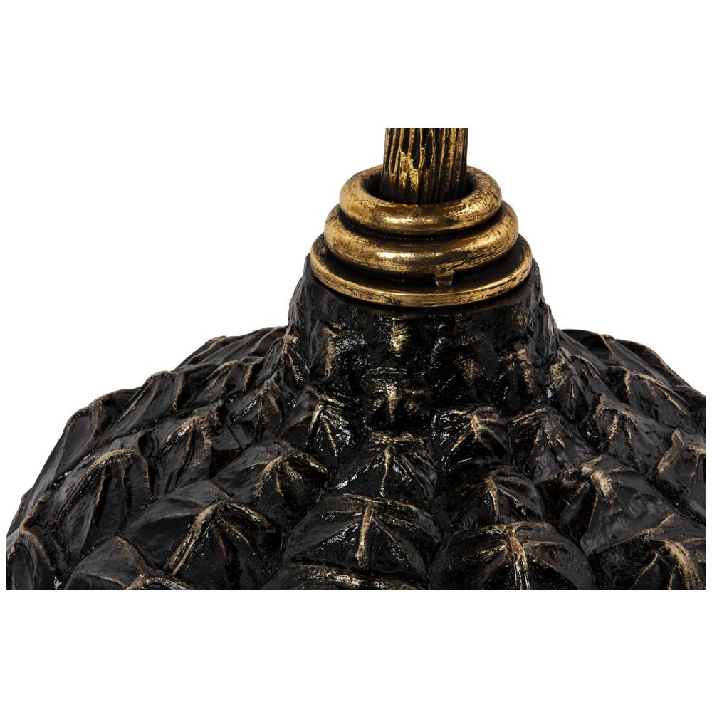 Столик декоративный Черный ананас