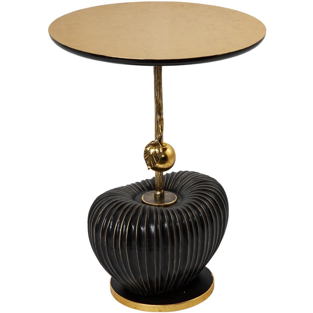 Столик декоративный  Эдем Золото