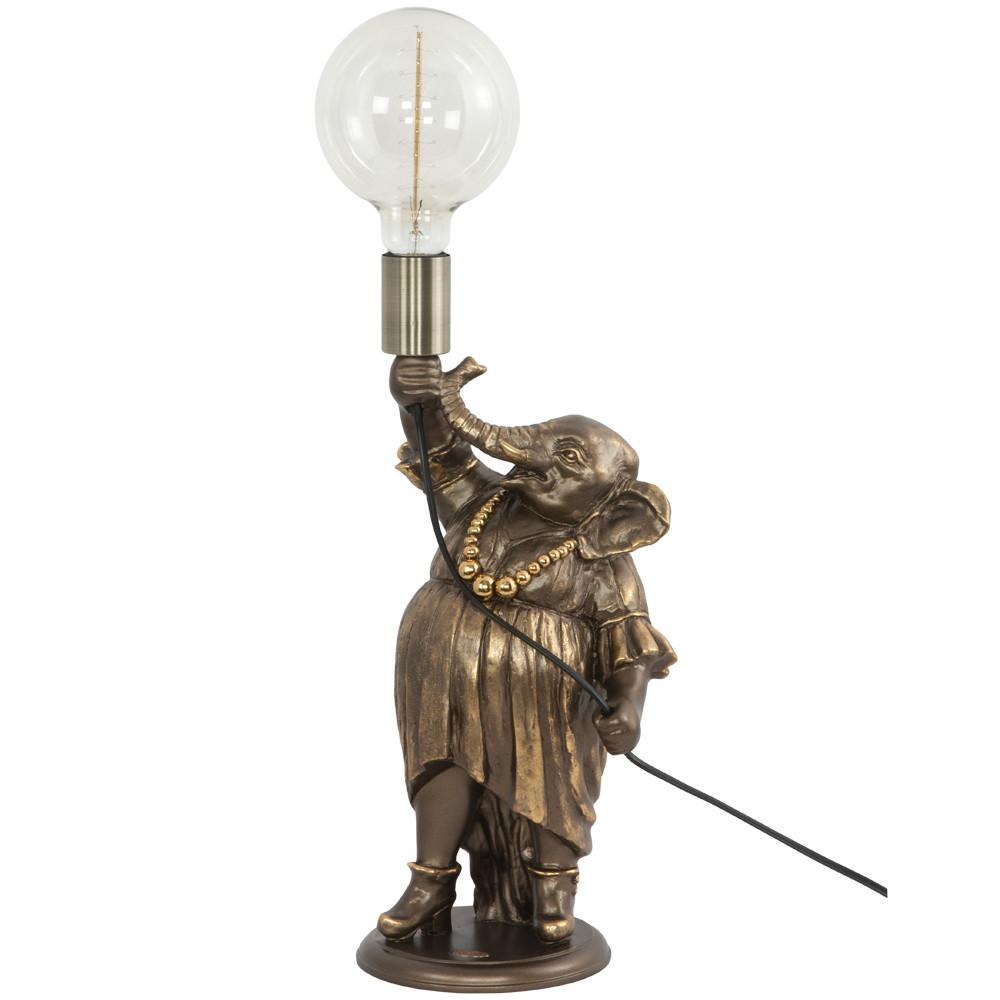 Настольная лампа Маритана Бронза