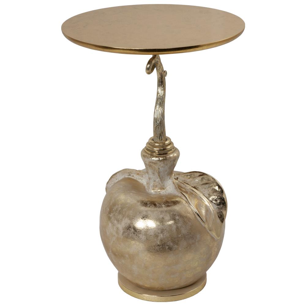 Столик декоративный  Яблоко Евы Айвори