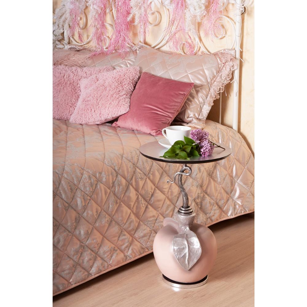 Столик декоративный  Яблоко Евы Сильвер Пиони