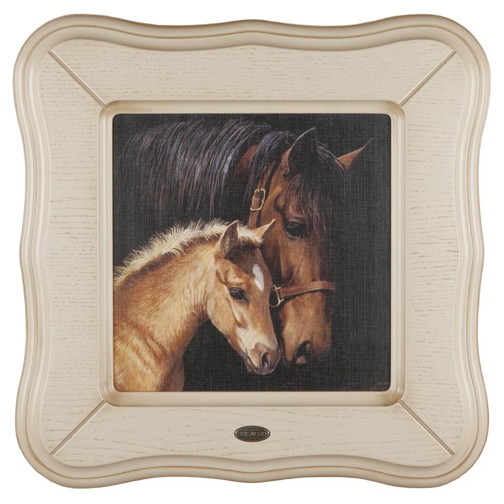Картина Лошадь и жеребёнок