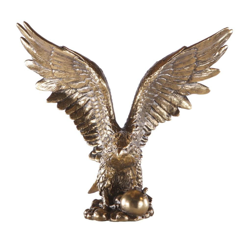 Статуэтка Символ власти Античное Золото
