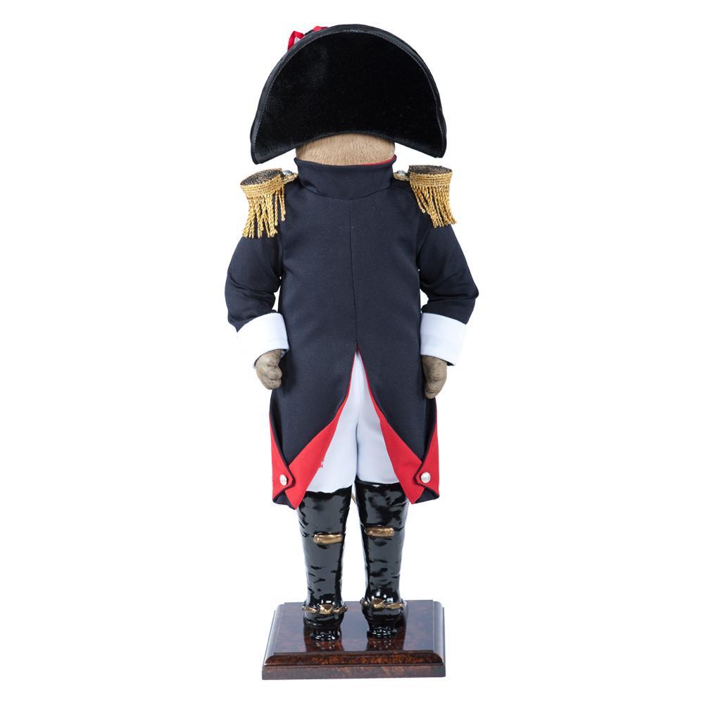 Коллекционная кукла Мопс Бонапарт