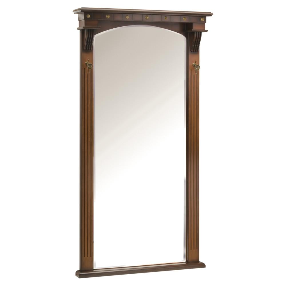 Зеркало напольное Тауэр 2 Орех