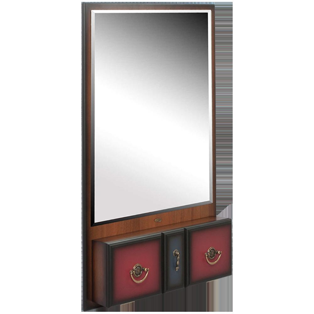 Зеркало настенное Пандора Орех Mix