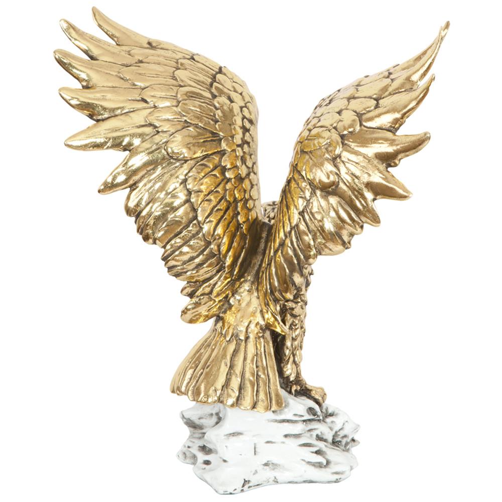 Статуэтка Орел Большой Золотой