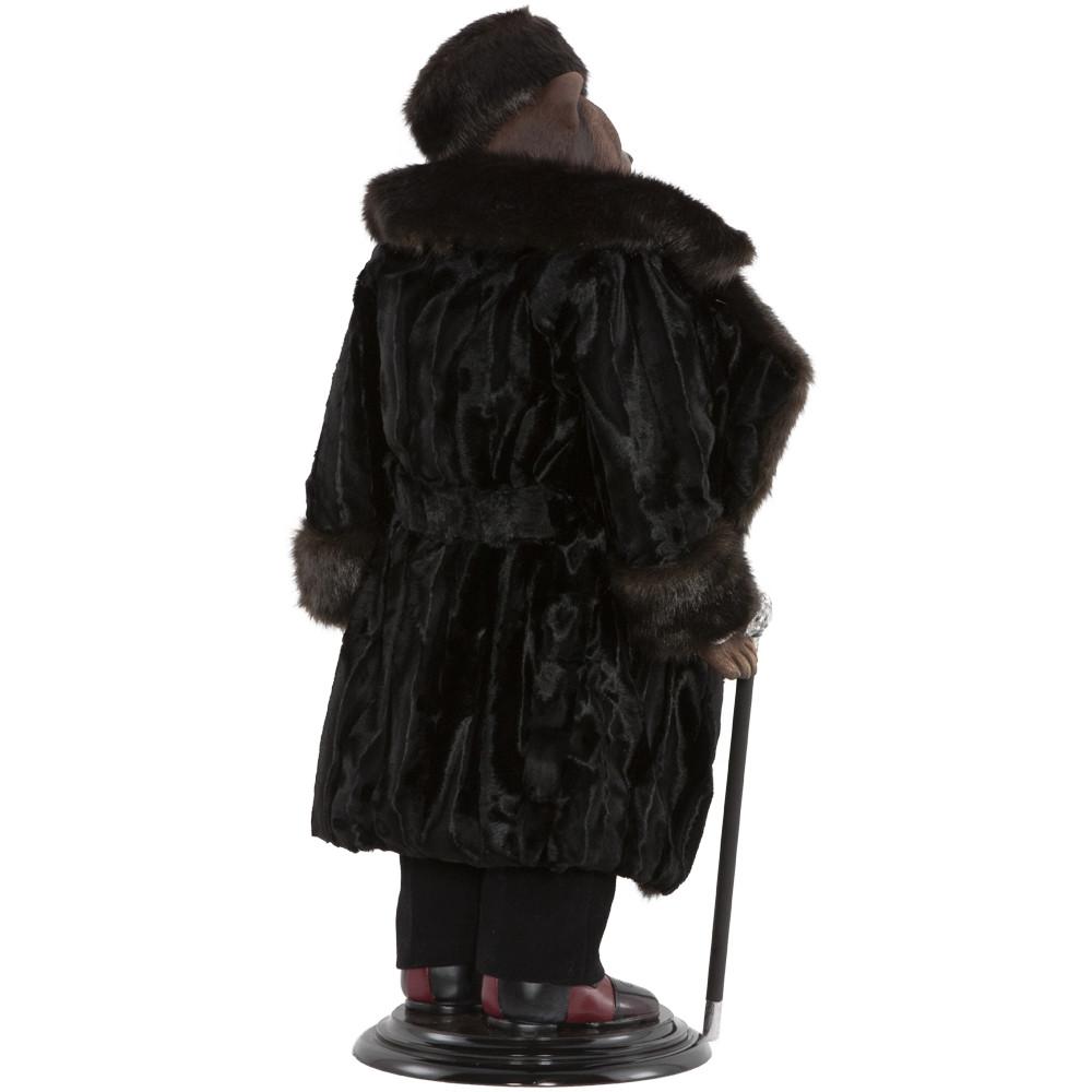 Коллекционная кукла Медведь Шаляпин