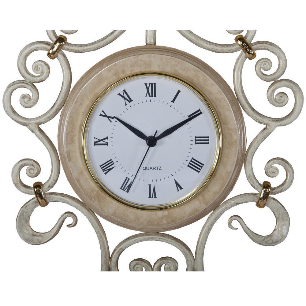 Часы настенные Ля Флер Айвори