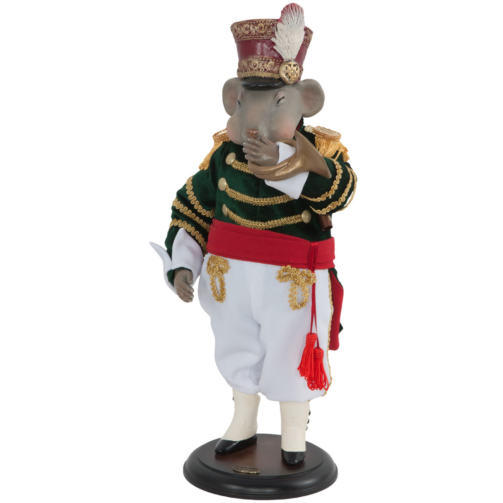 Коллекционная кукла Трубач Моппи