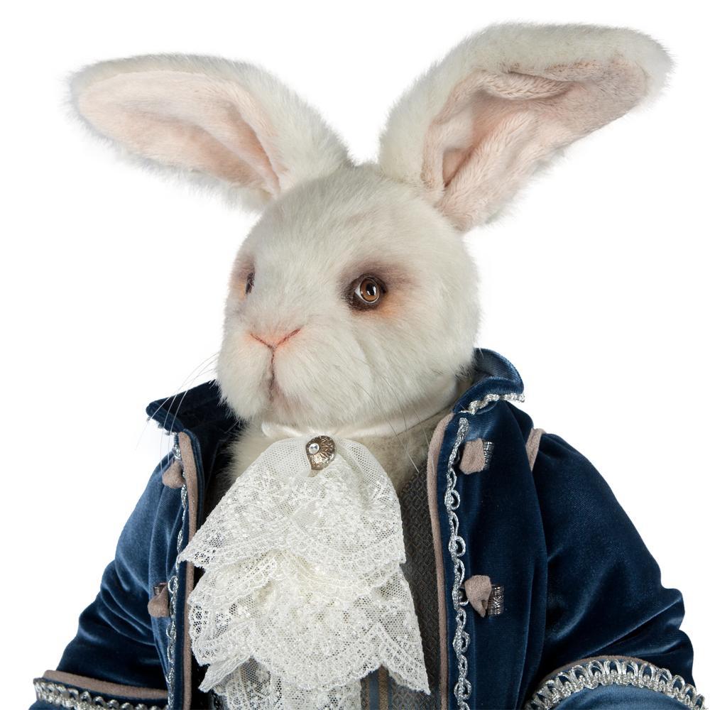 Коллекционная кукла Белый Кролик