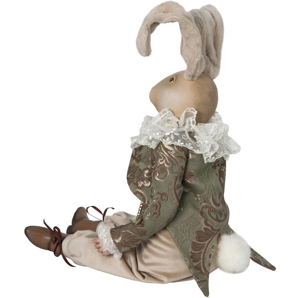 Коллекционная кукла Братец Кролик Олива