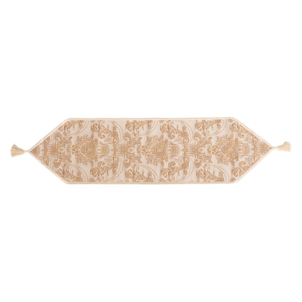 Салфетка галстук 900х250 Lorensa Айвори Антик