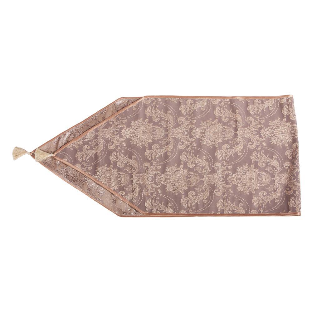 Салфетка галстук 1500х400 Lorensa Виспер Пинк
