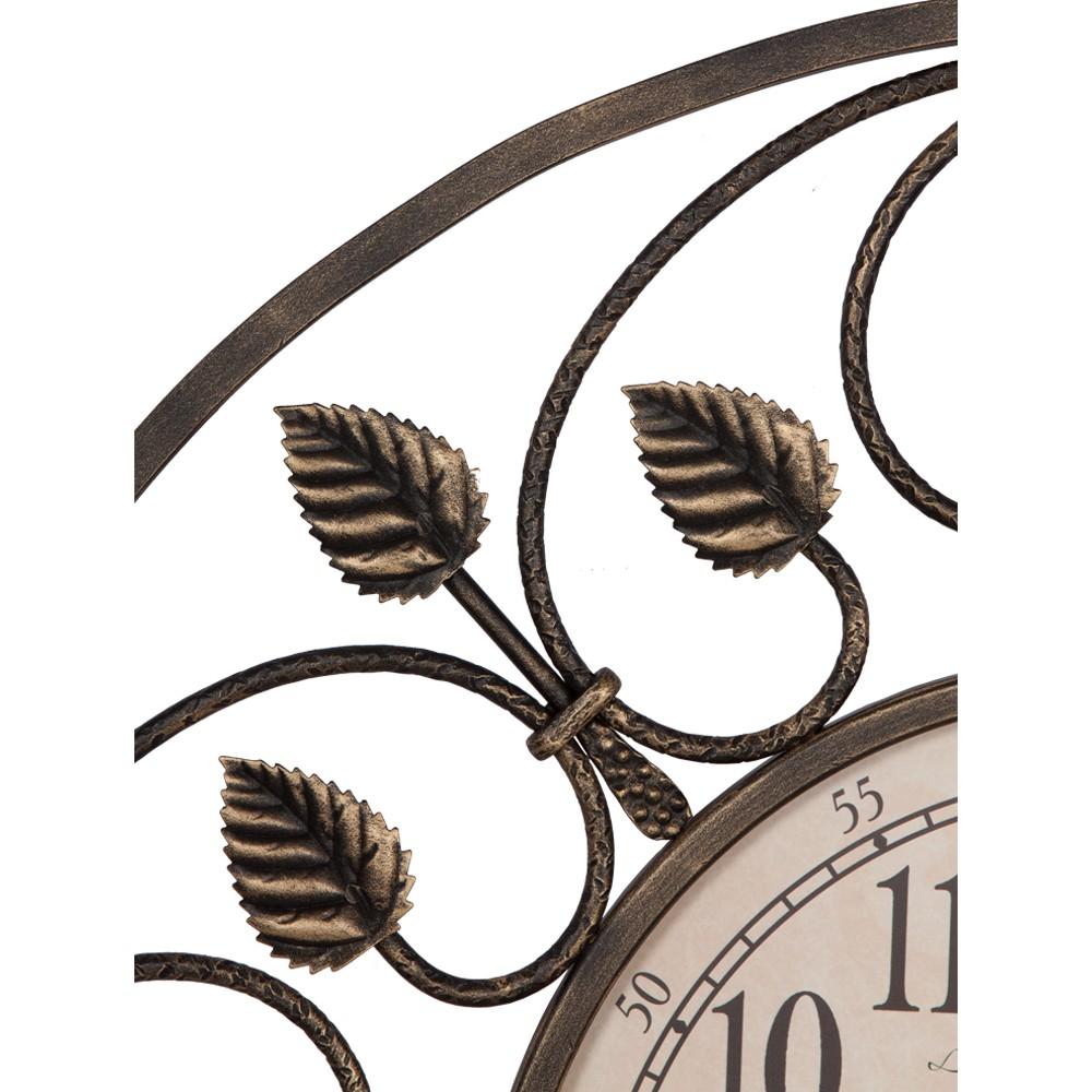 Часы настенные London Time малые Амбер