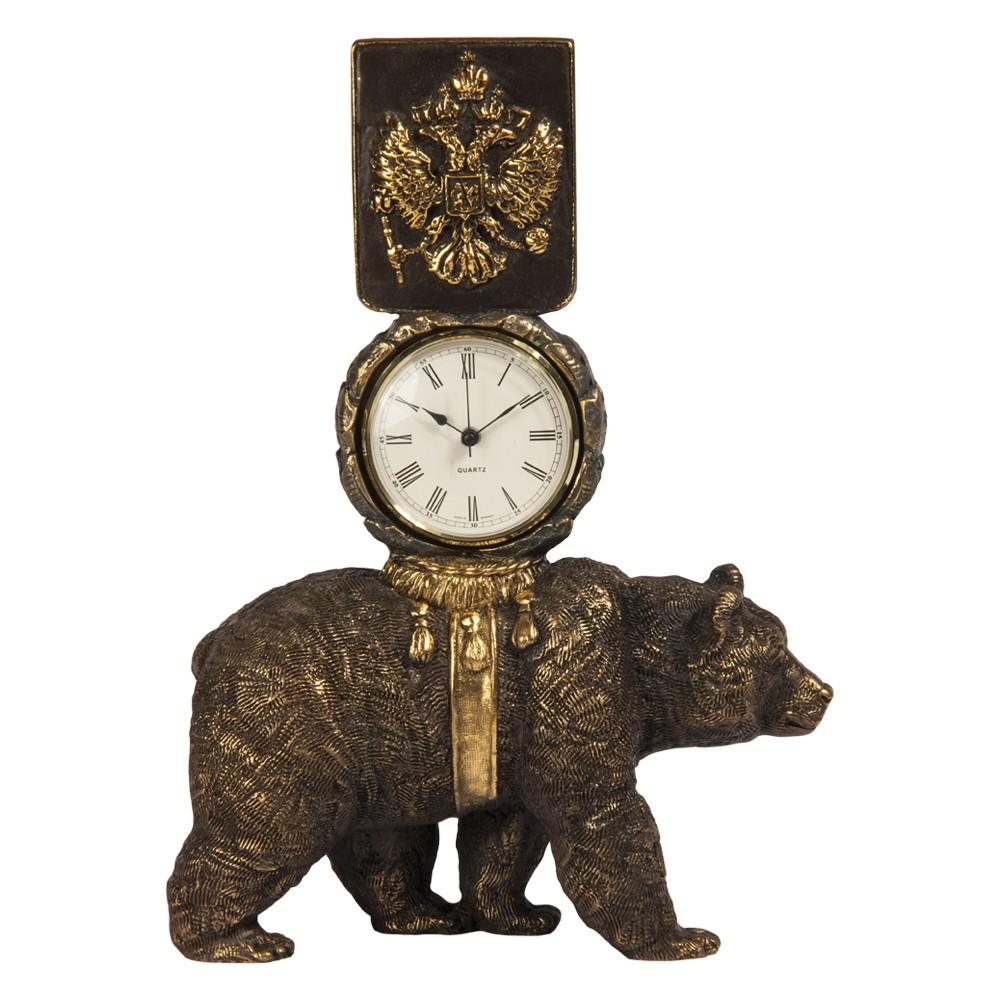 Часы настольные Держава