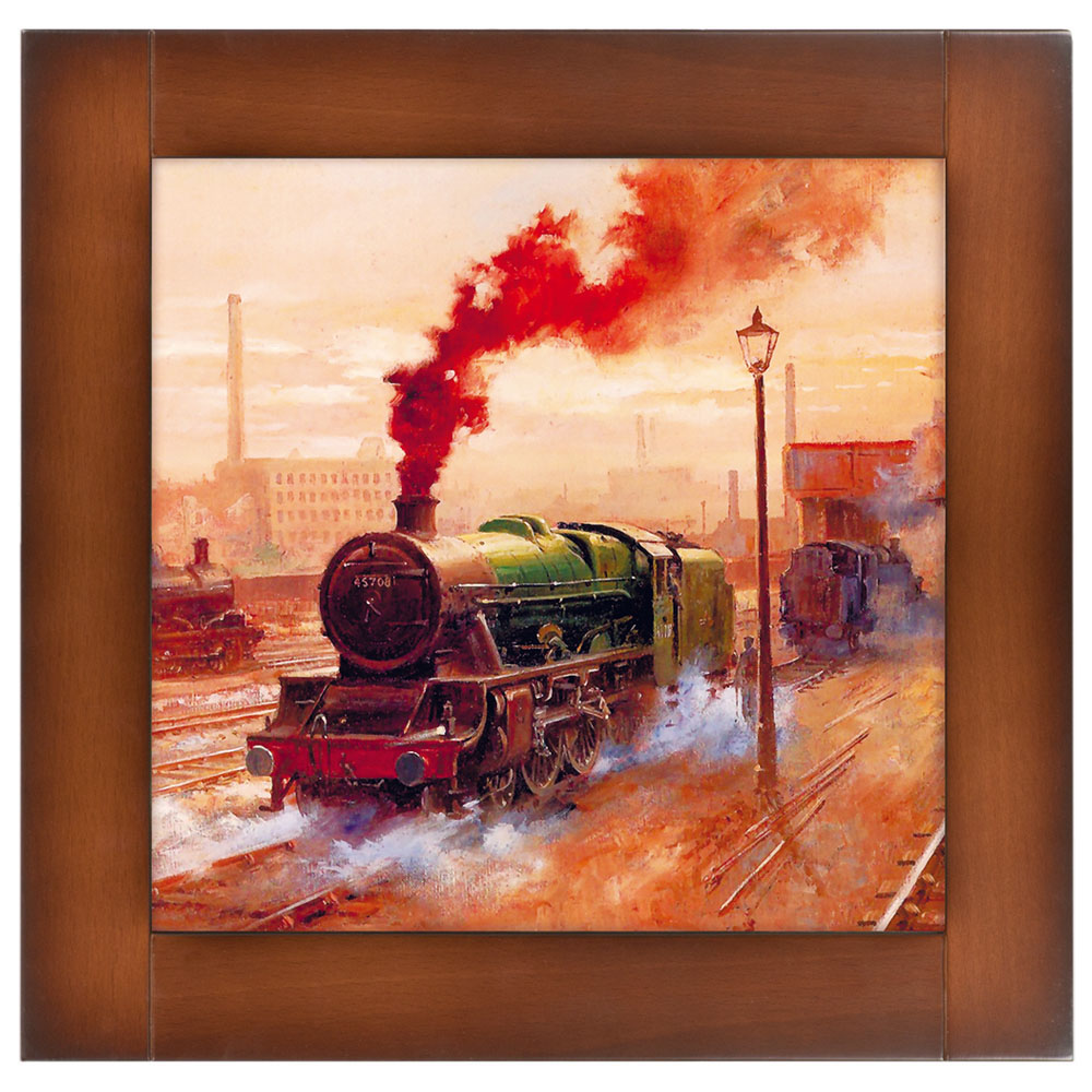 Картина Ретро Поезд-2