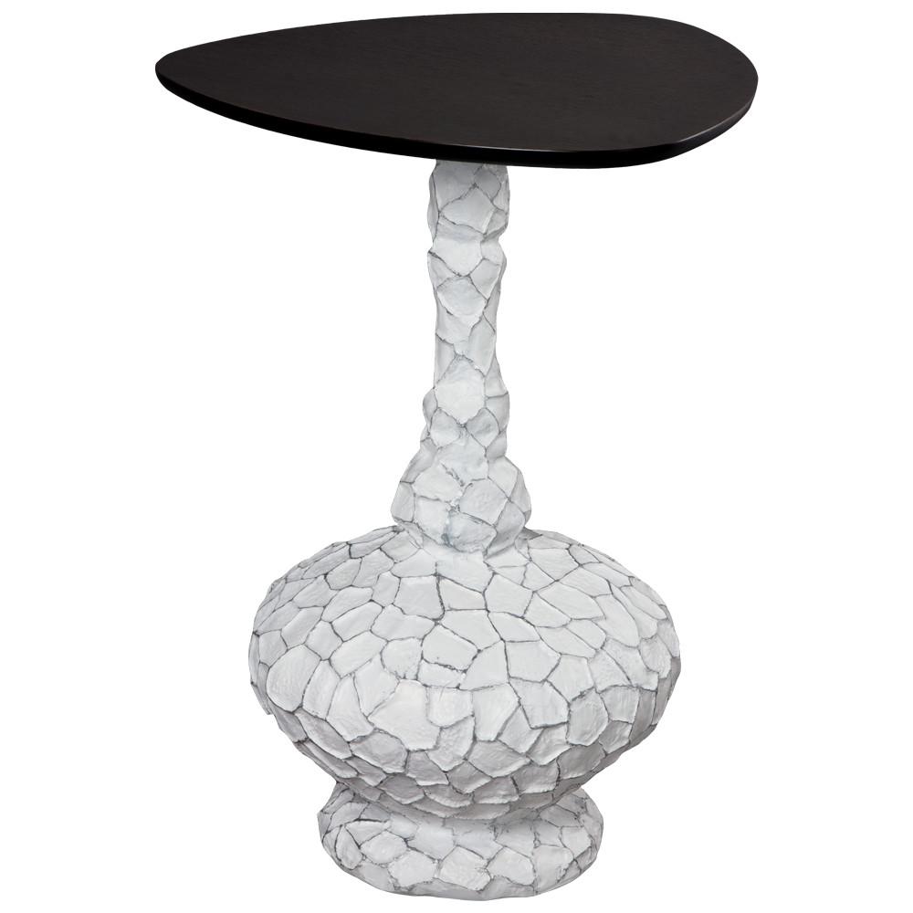 Декоративный столик Динос Айс Графит