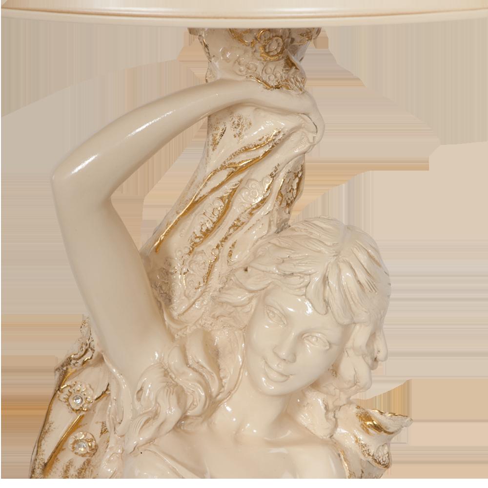 Подставка декоративная Изабель Айвори