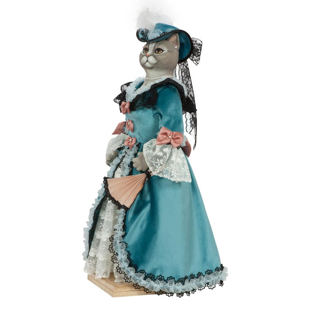 Коллекционная кукла Кошка Элеонора