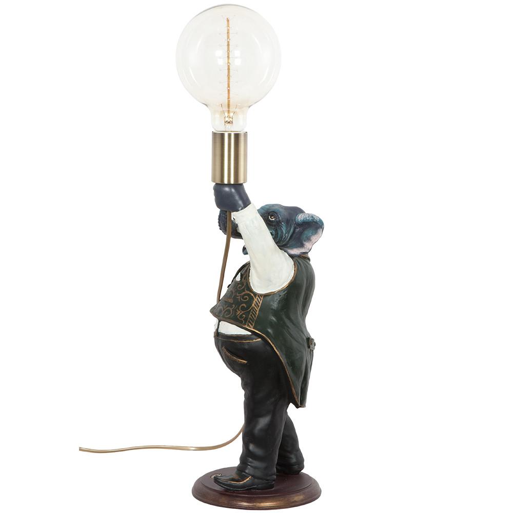 Настольная лампа Дон Сезар Цветной